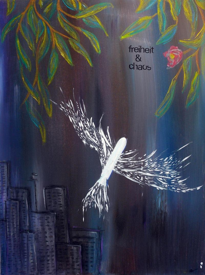Freiheit Und Chaos - Bild von Nina Aristea Kiehl