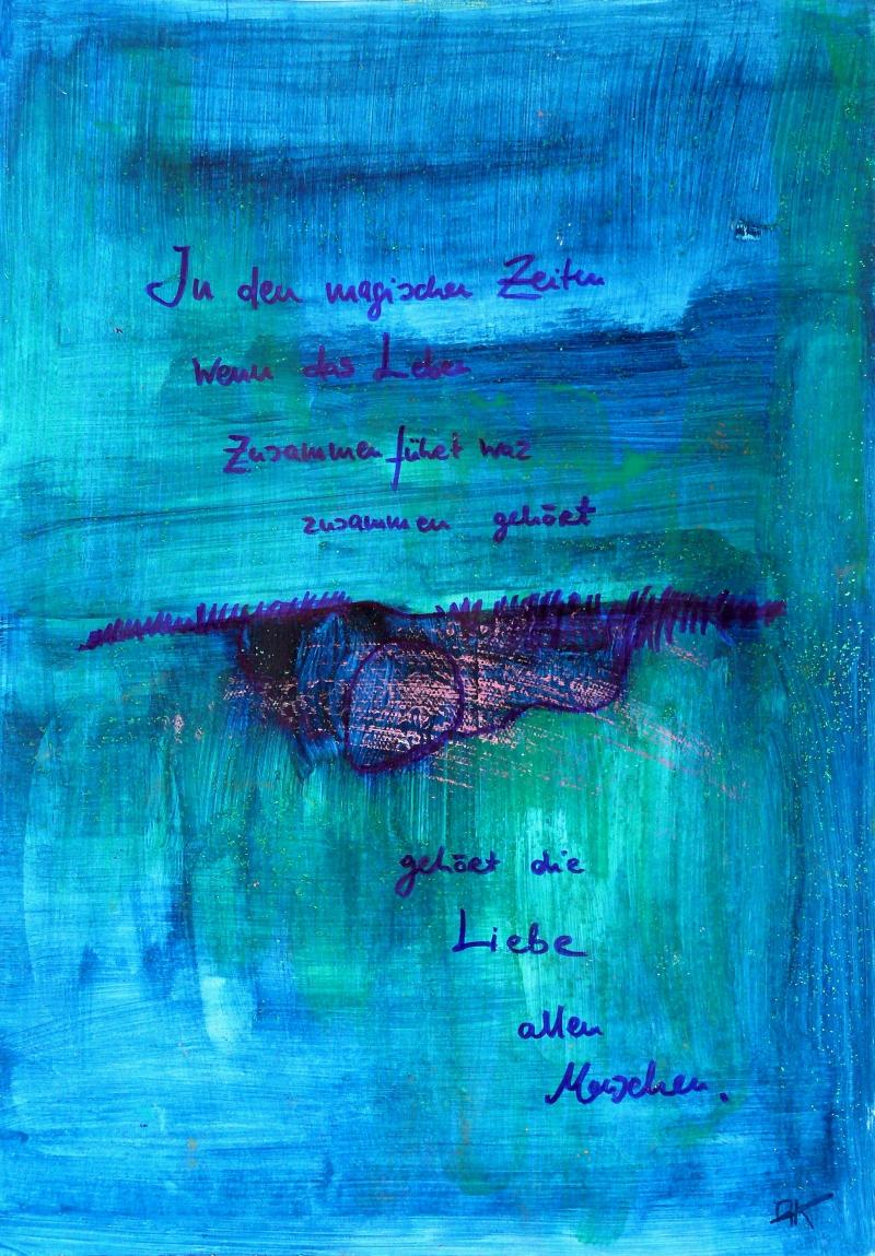 MagischeZeiten der Liebe - Bild von Nina Aristea Kiehl