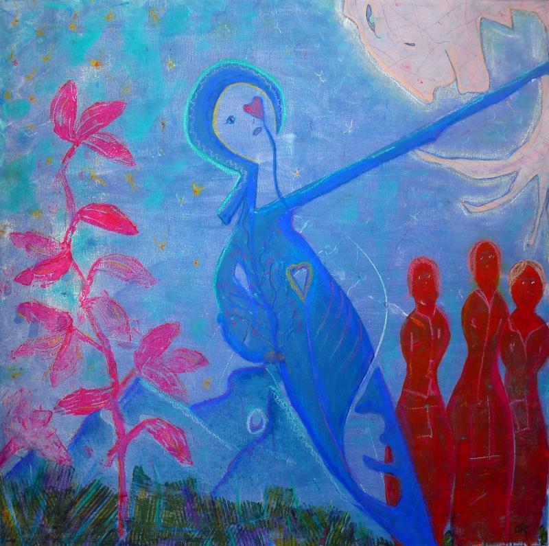 Saga - Bild von Nina Aristea Kiehl