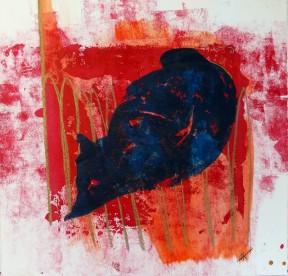 Schädel - Bild von Nina Aristea Kiehl